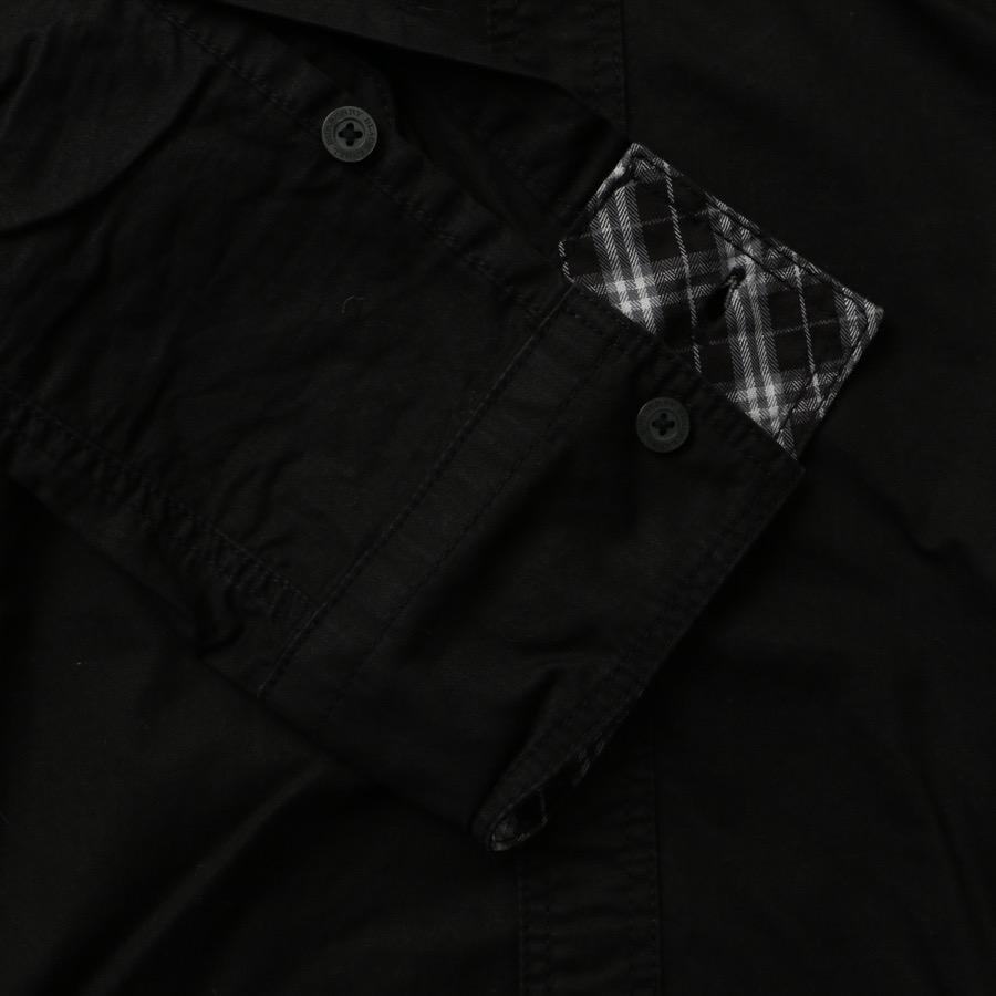 カラーシャツ(フード付)